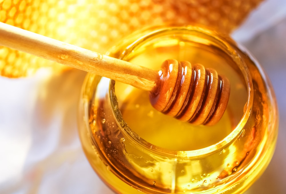 honey for dry cough